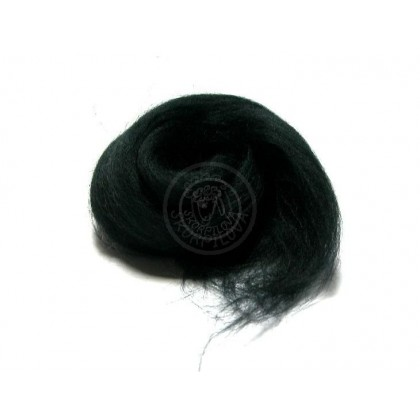 Merino  vlna černá