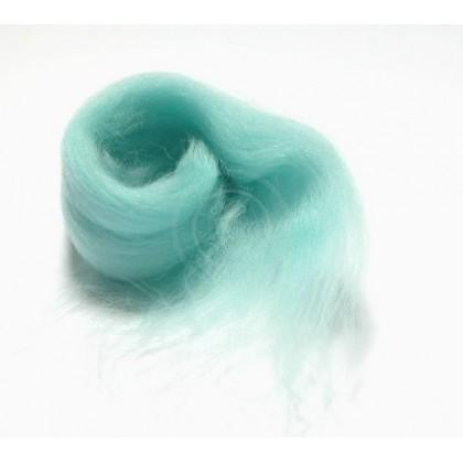 Merino vlna tyrkys 2 smaragd