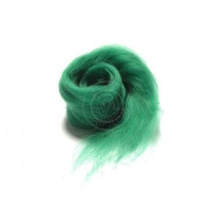 Merino vlna zelená pinie