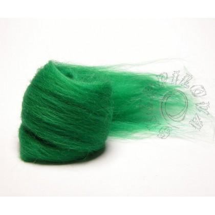 Merino vlna zelená jasná