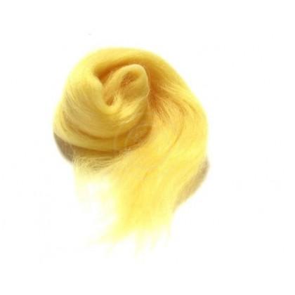 Merino vlna žlutá jasná neon