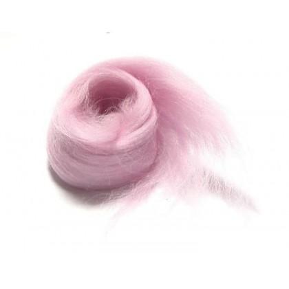 Merino vlna růžová jasná