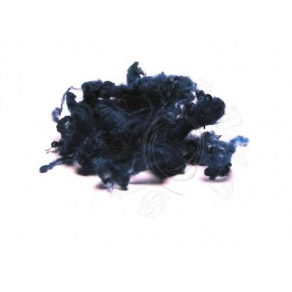 Kadeřavá vlna -  červeé kudrlinky 5g