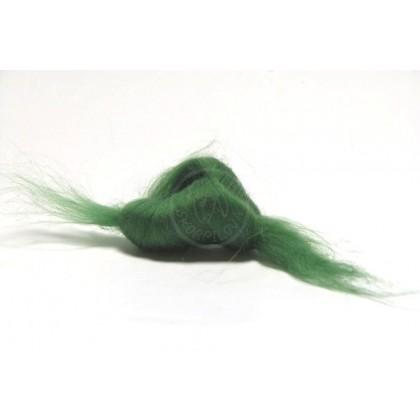 Merino ultra jemné 18 mic - zelená  jasná 18238