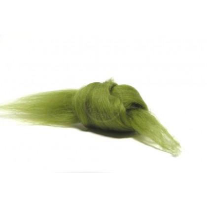 Merino ultra jemné 18 mic - zelená listová 18206